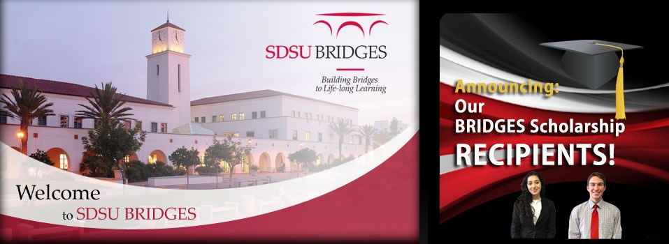 SDSU Student Services West clock tower